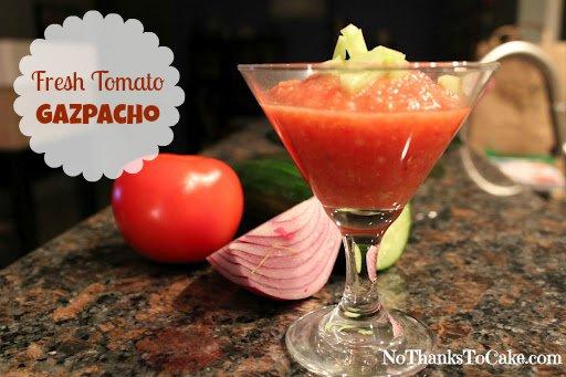 My First Gazpacho