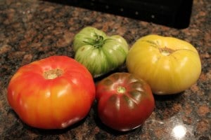 Pretty, pretty heirlooms