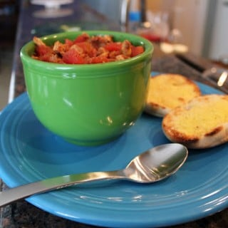 New Recipe: JC Turkey Burger Chili