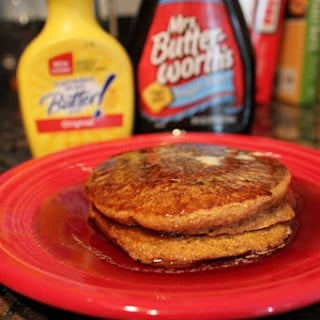 New Recipe: Pumpkin Spice Pancakes