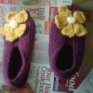 Adorable Slippers for Joanne
