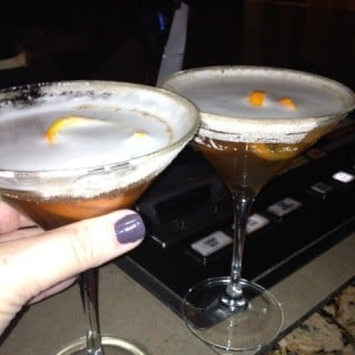 Cable Car Martini {AKA Four Days in Vegas – Part I}