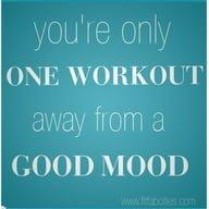 WOW:  Workout Weirdness
