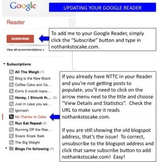 Email from Readers: Connecting with NTTC