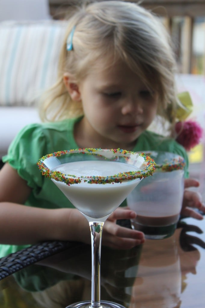 Cocktails with Cake Vodka