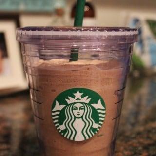 Skinny Vanilla Frappuccino