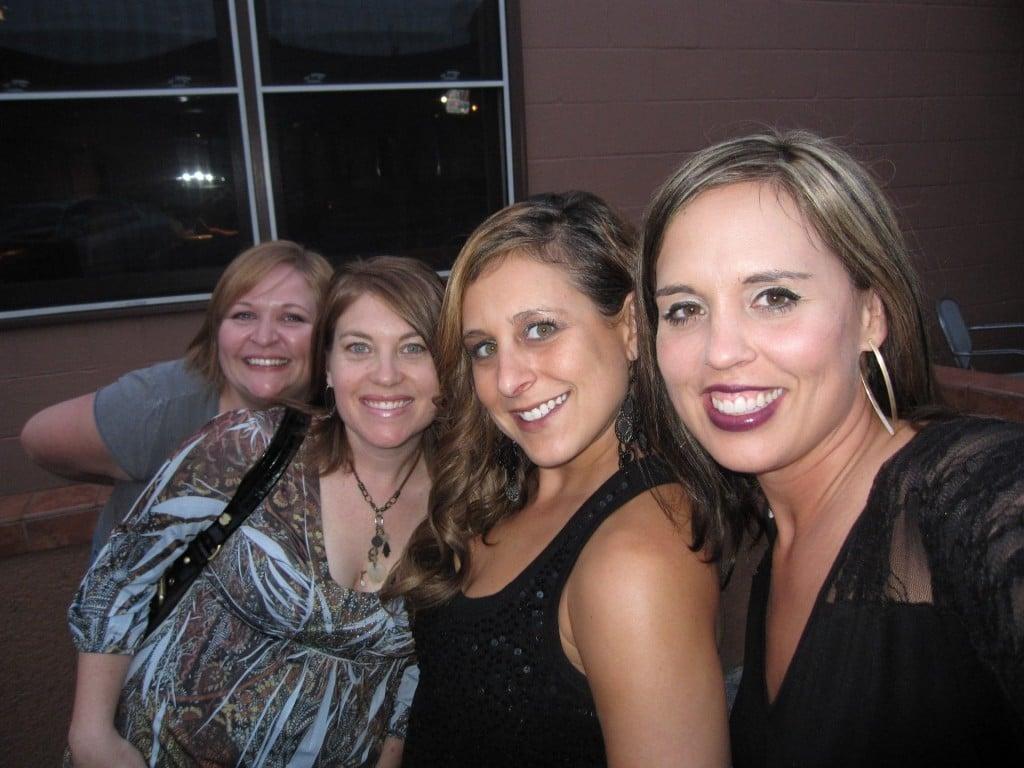 Gorgeous Girls at Rumba
