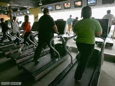 WOW:  Treadmill Time