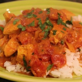 Better Butter Chicken {and a BIRTHDAY GIVEAWAY}