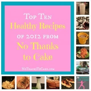 NTTC's Best Dishes of 2012