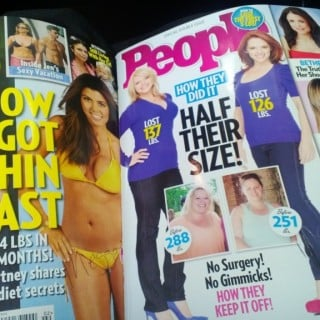 Weight Loss Magazines