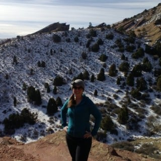 WOW:  Hiking in the Snow