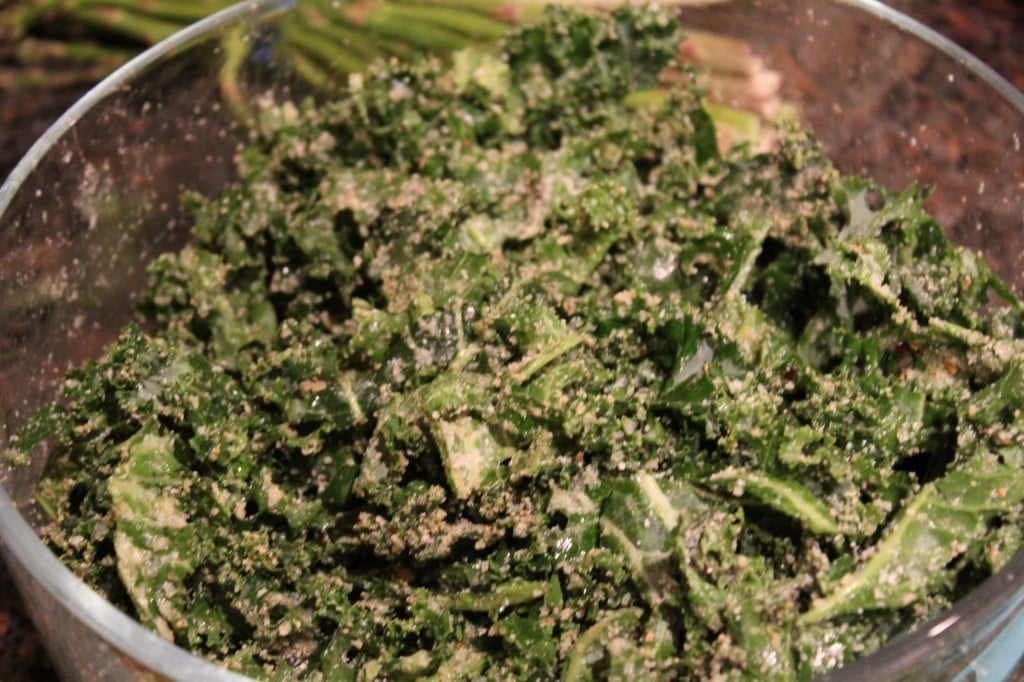 Dr. Weil's Tuscan Kale Salad | No Thanks to Cake