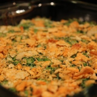 Weight Watchers Chicken and Broccoli Casserole
