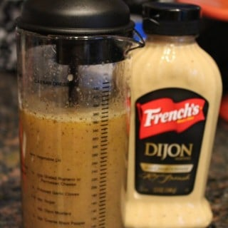 Deb's Soon-To-Be-Famous Vinaigrette | No Thanks to Cake