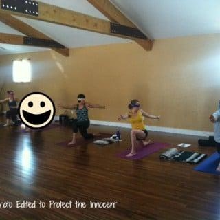 That Time I Tried Blindfolded Yoga