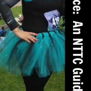 Jodi's Race:  A NTTC Guide to Flair