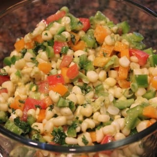 Weight Watchers Southwestern Corn Salad | No Thanks to Cake