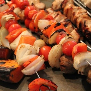 Grilled Marinated Kabobs