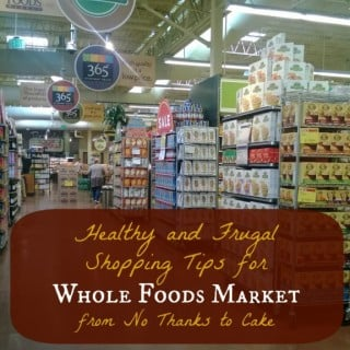 Whole Foods Insider Scoop | No Thanks to Cake