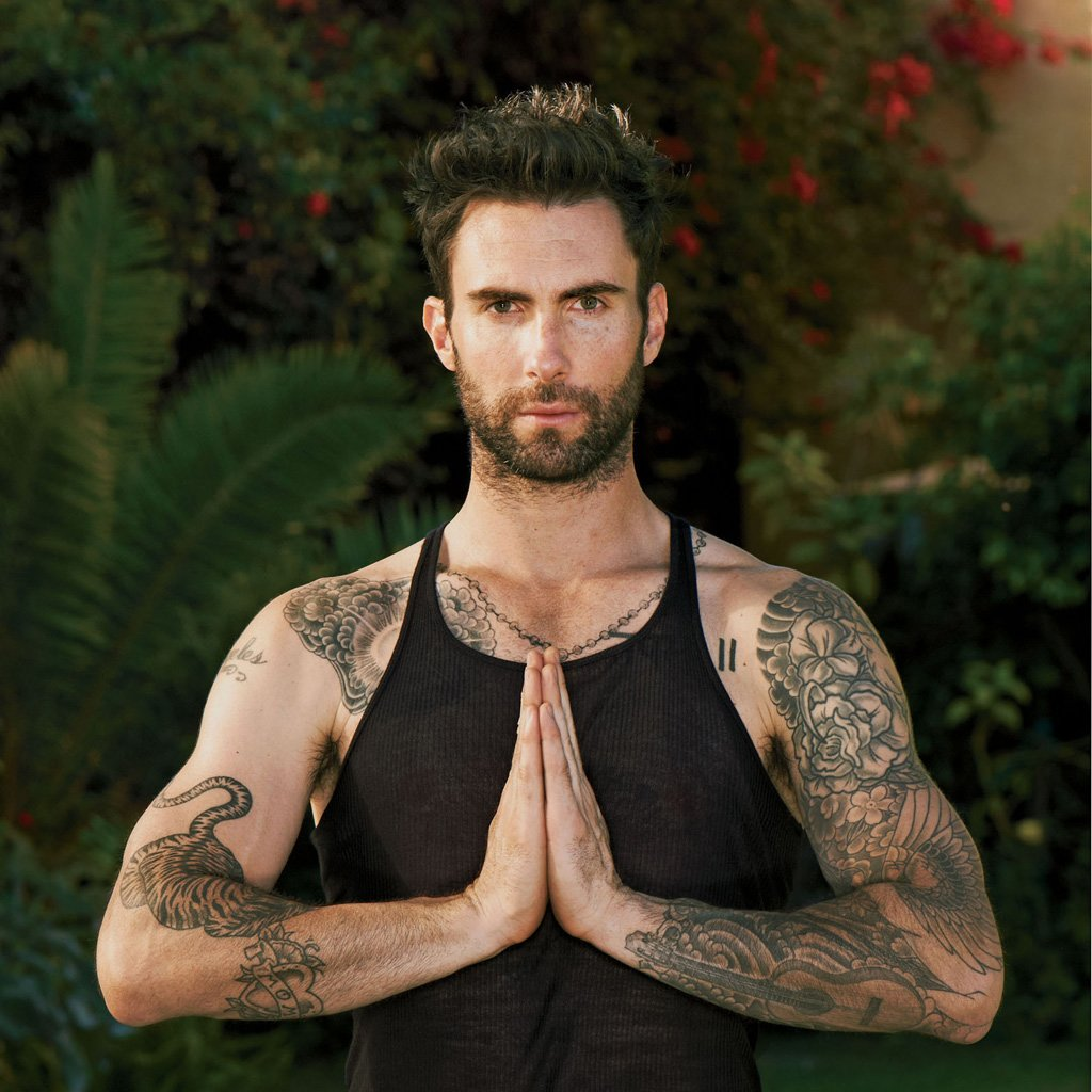 Adam Levine | No Thanks to Cake