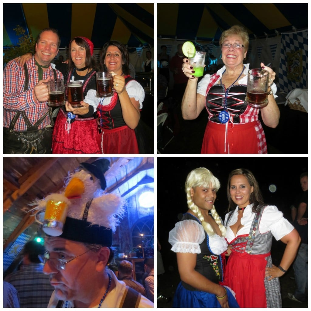 Octoberfest | No Thanks to Cake