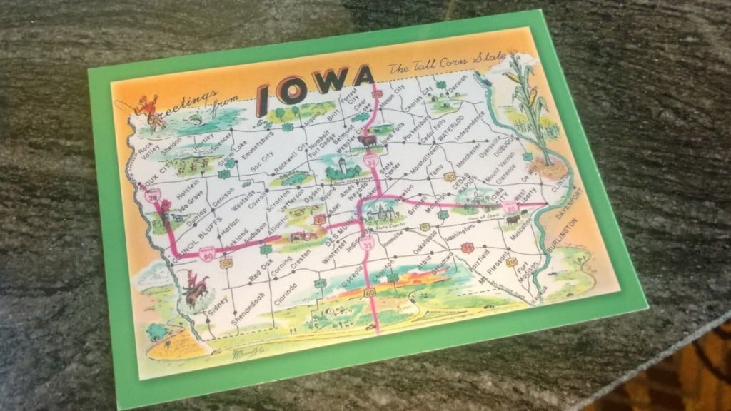 A Weekend in Iowa | No Thanks to Cake