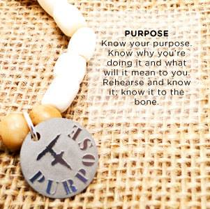 Purpose Fierce Forward Bracelet | No Thanks to Cake