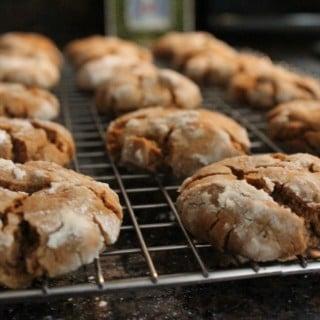 Vermont Sugar Cookies
