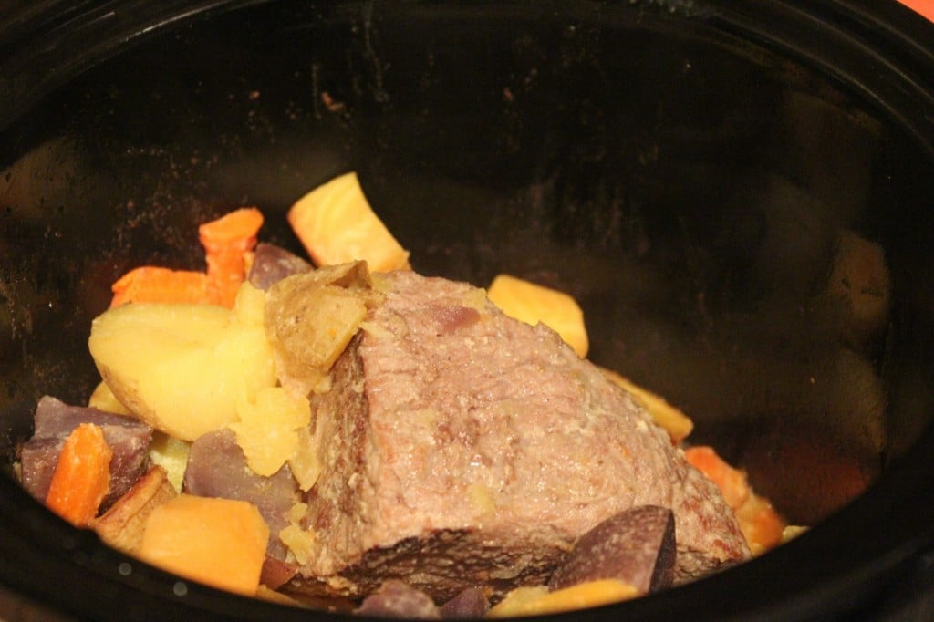 ... -Mustard Pot Roast with Winter Root Vegetables | No Thanks to Cake