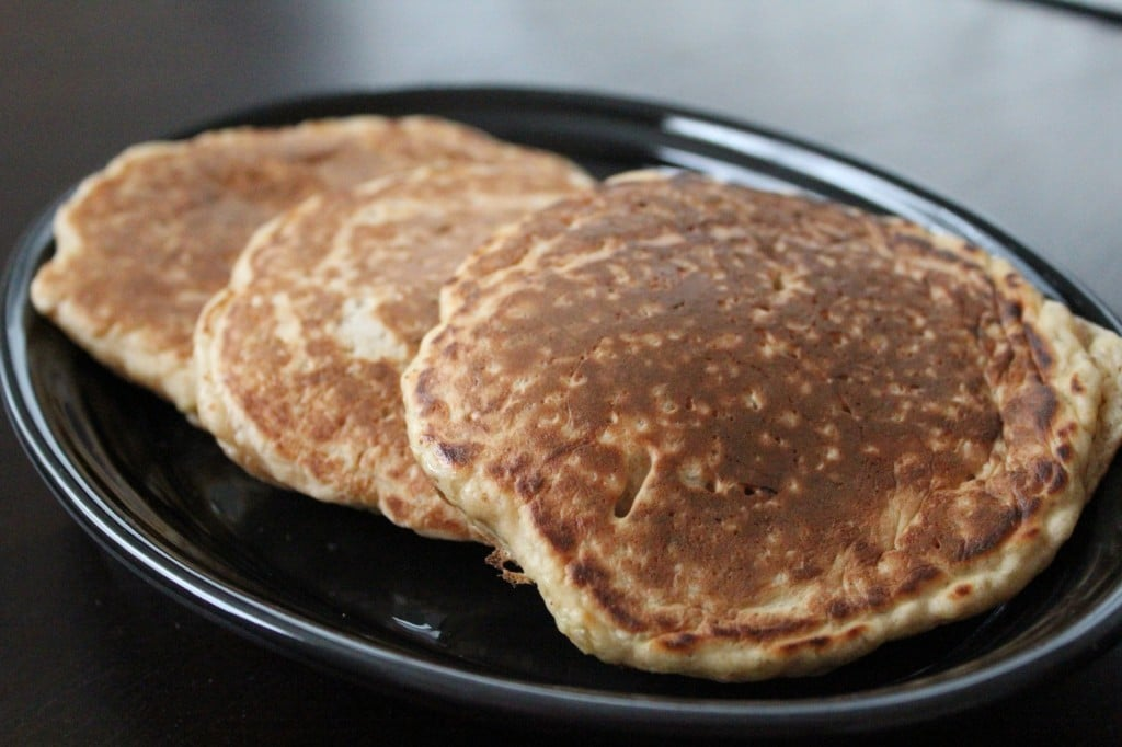 True Foods Kitchen Quinoa Johnny Cakes | No Thanks to Cake