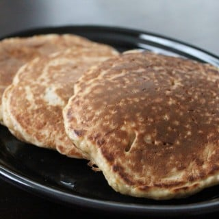 Quinoa Johnny Cakes