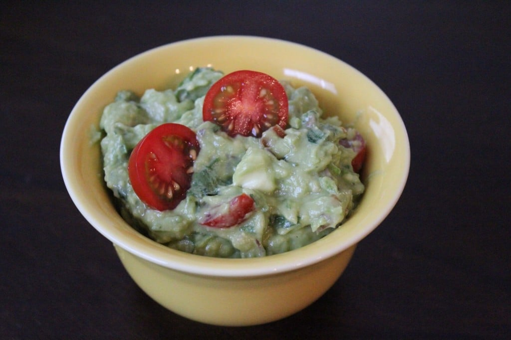 The Very Best {EVER} Guacamole | No Thanks to Cake