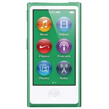 iPod Nano Green | No Thanks to Cake