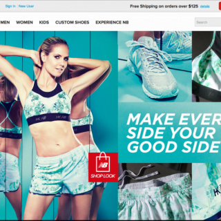 Heidi Klum for New Balance | No Thanks to Cake