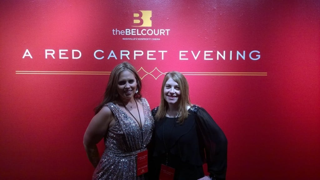 A Red Carpet Evening Belcourt Theater Nashville | No Thanks to Cake