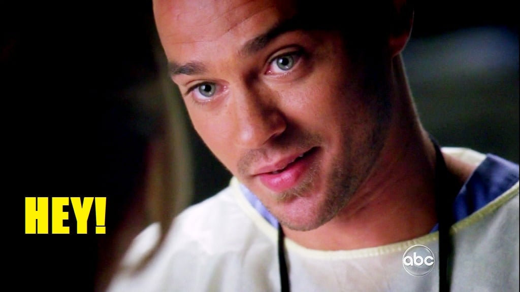 Jackson Avery | No Thanks to Cake