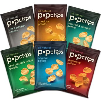 the history of popchips Katy perry for popchips via adweekcom as is the case with most brands that try to be 'edgy' with their advertisements, popchips has offended a lot of people.