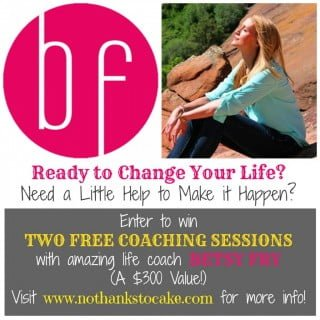 A Life-Changing Experience with Betsy Fry Coaching