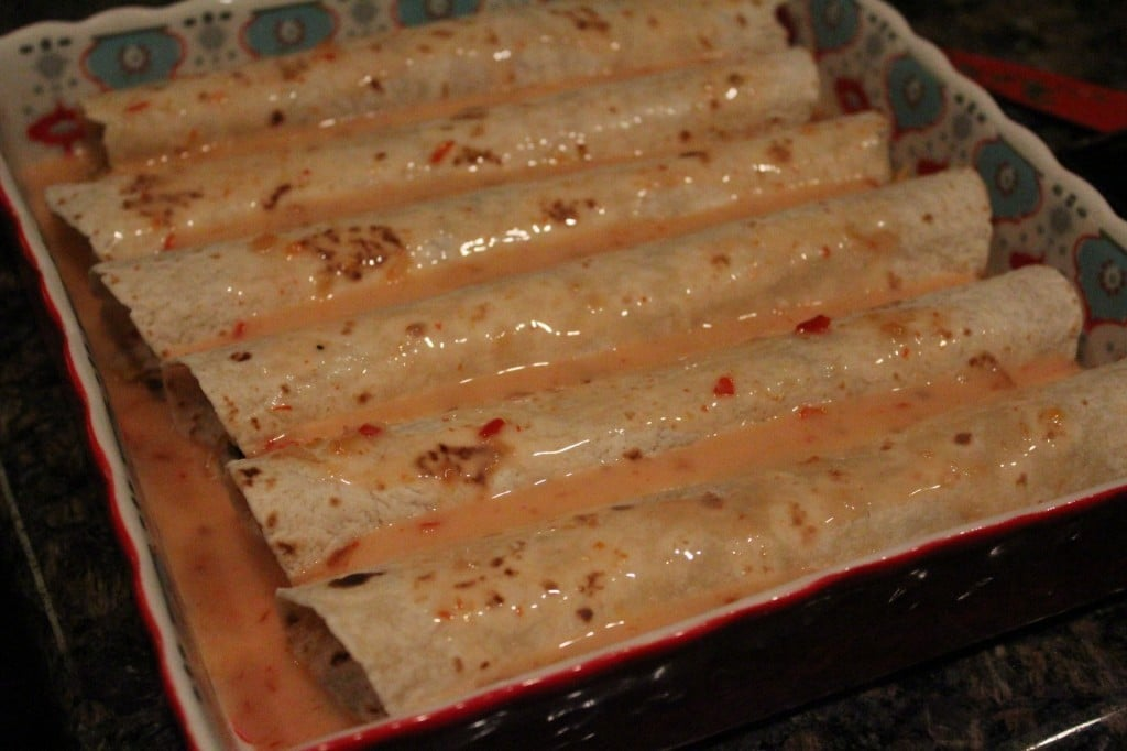 Thai Chicken Enchiladas | No Thanks to Cake