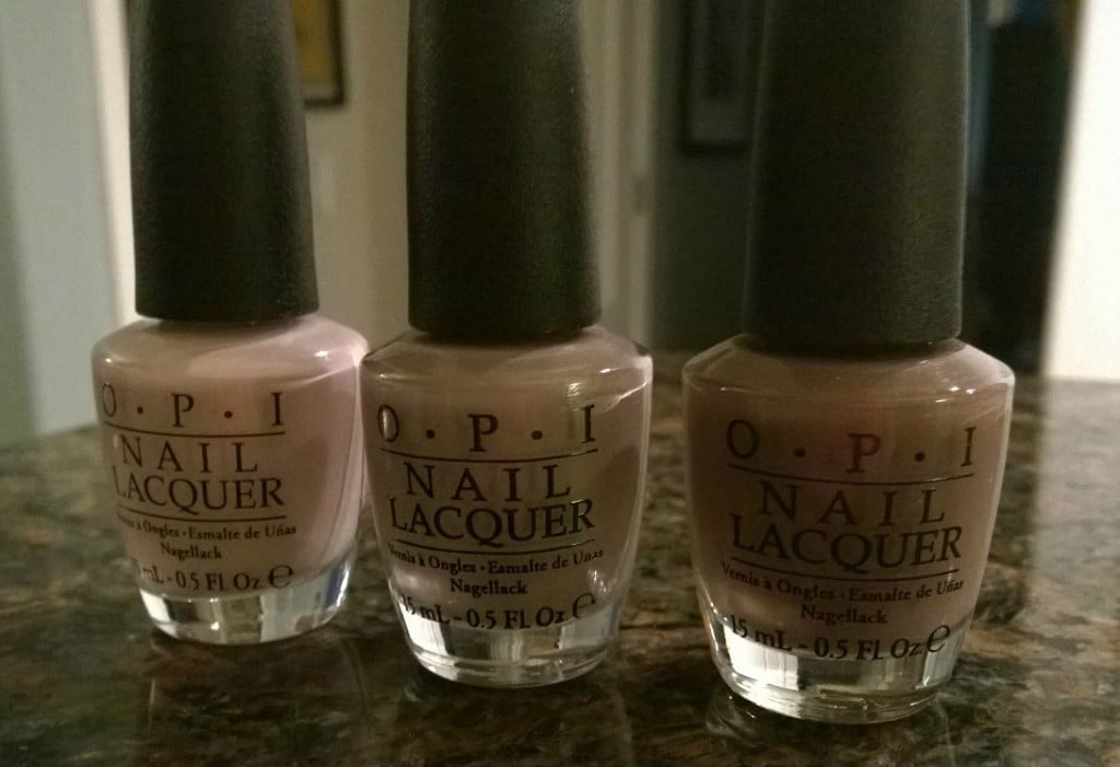 OPI Brazilian Collection | No Thanks to Cake
