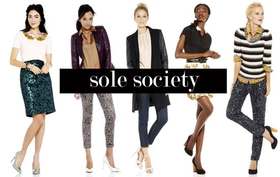 Sole Society | No Thanks to Cake