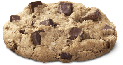ChickFilA Chocolate Chunk Cookie | No Thanks to Cake