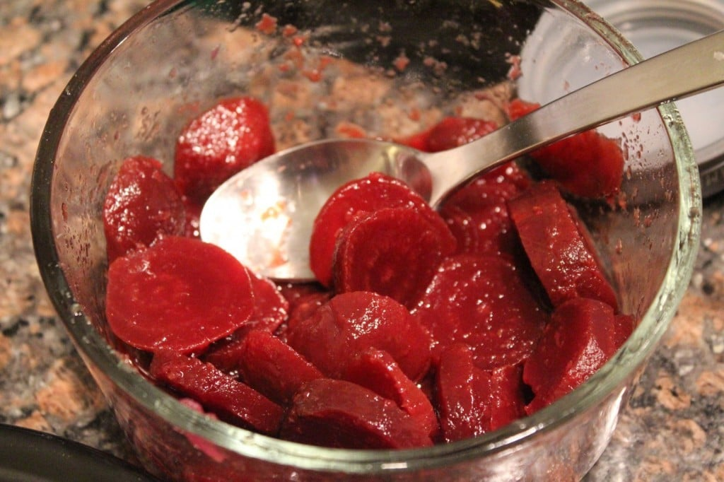 Orange Marinated Beets | No Thanks to Cake