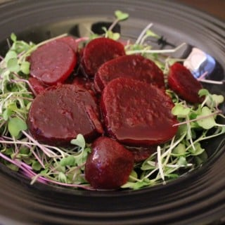 Orange-Marinated Beets