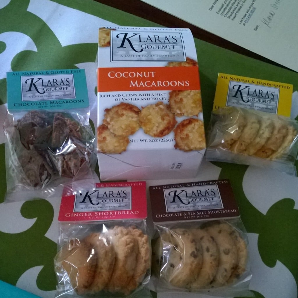 Klara's Gourmet Cookies | No Thanks to Cake