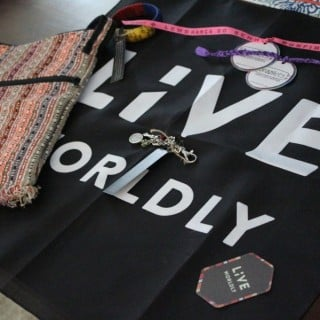 Live Worldly {GIVEAWAY}