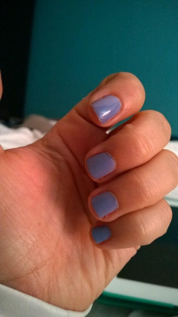 Essie Lapis of Luxury | No Thanks to Cake
