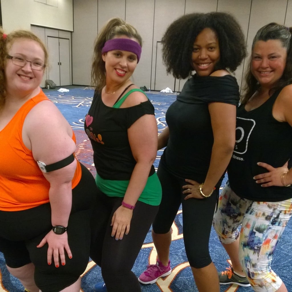 80s Zumba | No Thanks to Cake