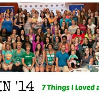 7 Things I Loved About Fitbloggin '14